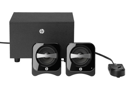 HP-2.1 Compact Speakers System