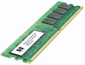 HP 4GB 2Rx4 PC3-10600R-9 Kit