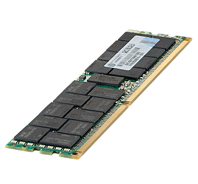 HP 8GB 2Rx8 PC3L-10600E-9 Kit