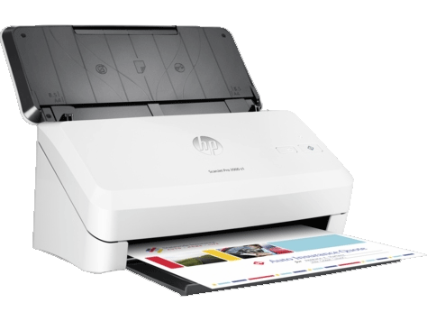 HP ScanJet Pro 2000 S1 Sheetfeed Scanner